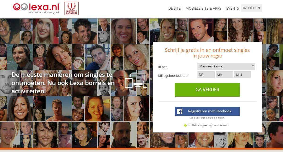 Nummer 1 dating site
