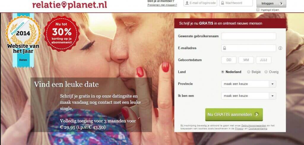 Dating site belgie review